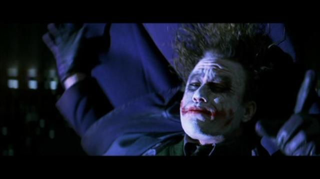 Why 'The Following' Is Secretly One of the Best Batman ... Joker Face Upside Down