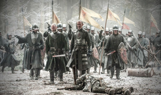 Father and Son – GAME OF THRONES: THE CHILDREN (S04E10)