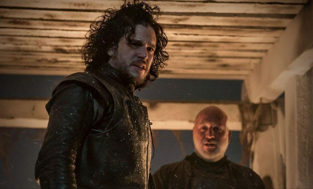 Meanwhile, on the Wall… GAME OF THRONES: THE WATCHERS ON THE WALL (S04E09)