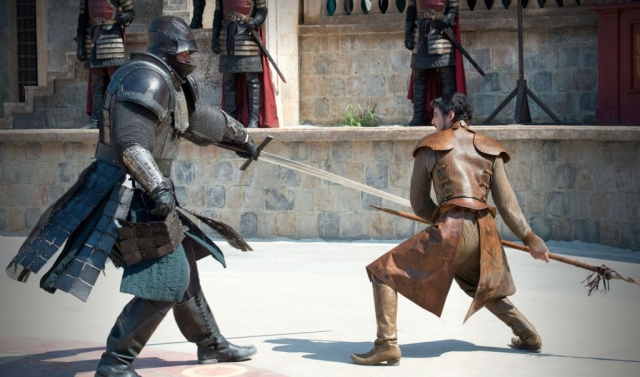Goliath Season 2 >> Zerschmetterte Hoffnungen – GAME OF THRONES: THE MOUNTAIN AND THE VIPER (S04E08) - NEGATIV