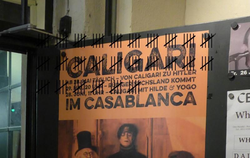 Die 120 Tage von Caligari – Rüdiger Suchsland auf Filmtour