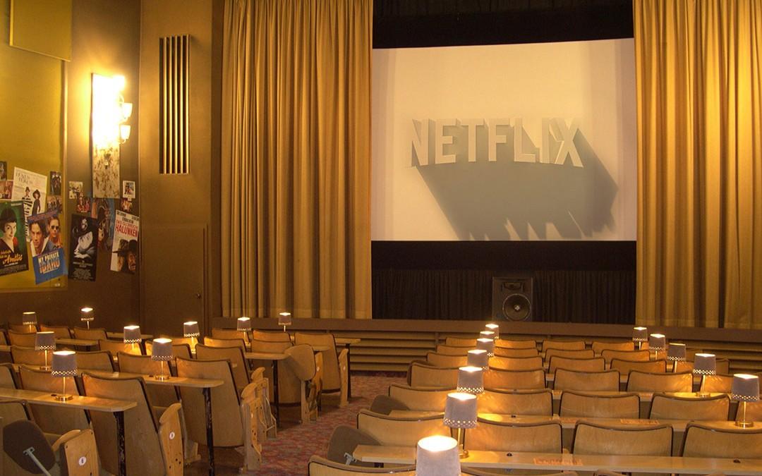 Wie und wo das Kino und Netflix voneinander profitieren werden