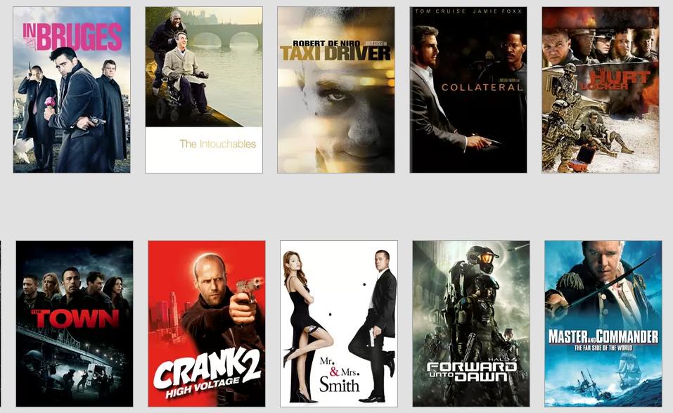 Schaukasten bei Netflix