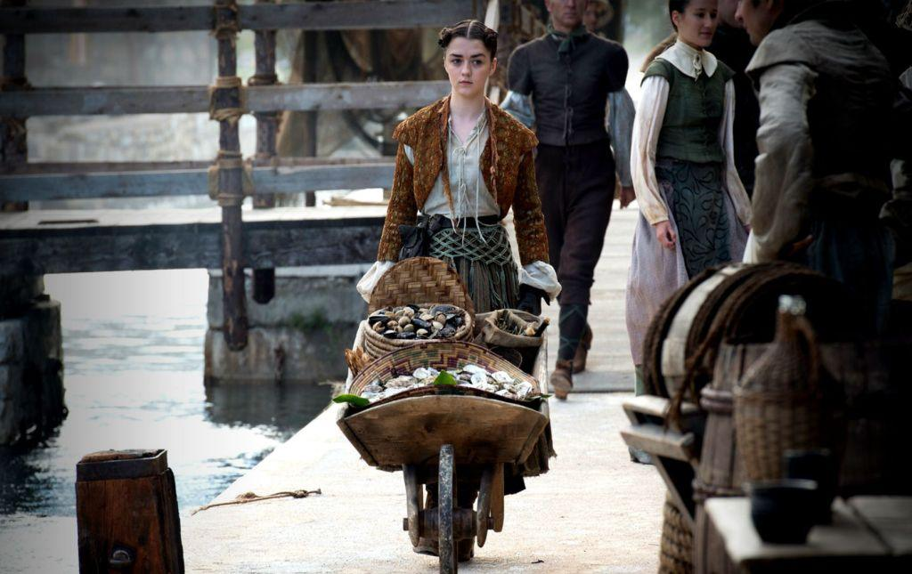 NEGATIV_GAME OF THRONES_HARDHOME_Arya Stark