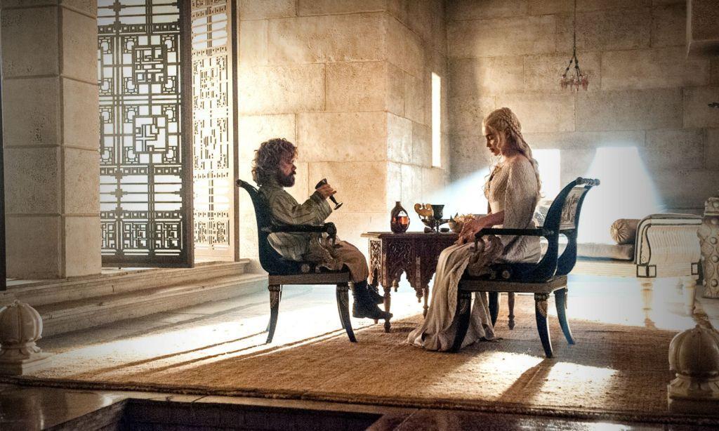NEGATIV_GAME OF THRONES_HARDHOME_Tyrion Lannister, Daenerys Targaryen