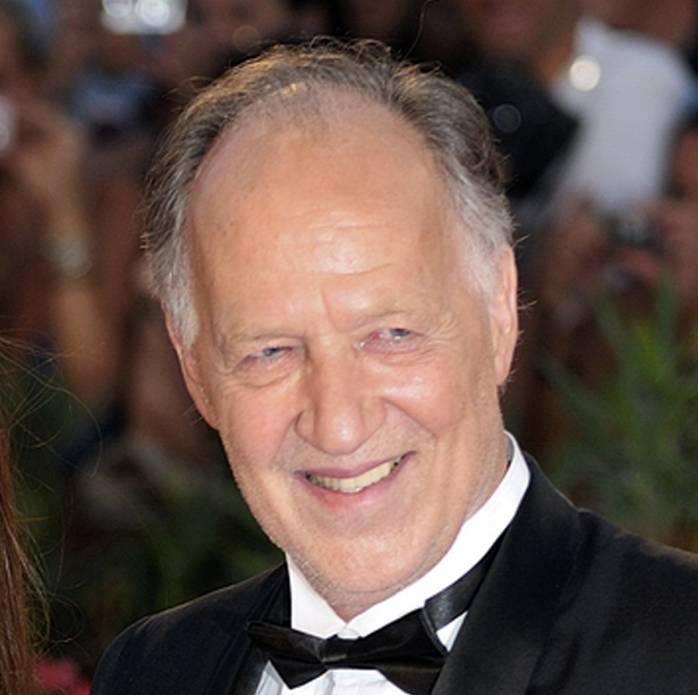 Werner Herzog Venice Film Festival 2009 by Nicolas Genin
