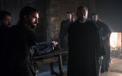 Morgengrauen in Westeros– GAME OF THRONES: THE RED WOMAN (S06E01)