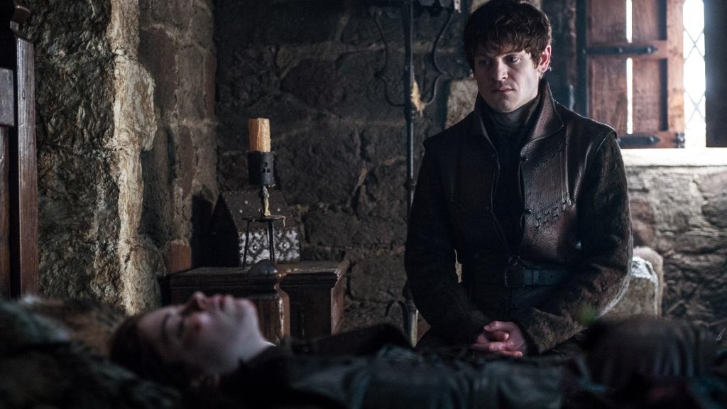 Ramsay Bolton trauert um Myranda. War sie die einzige, die den Bastard wirklich verstanden hat? - HBO