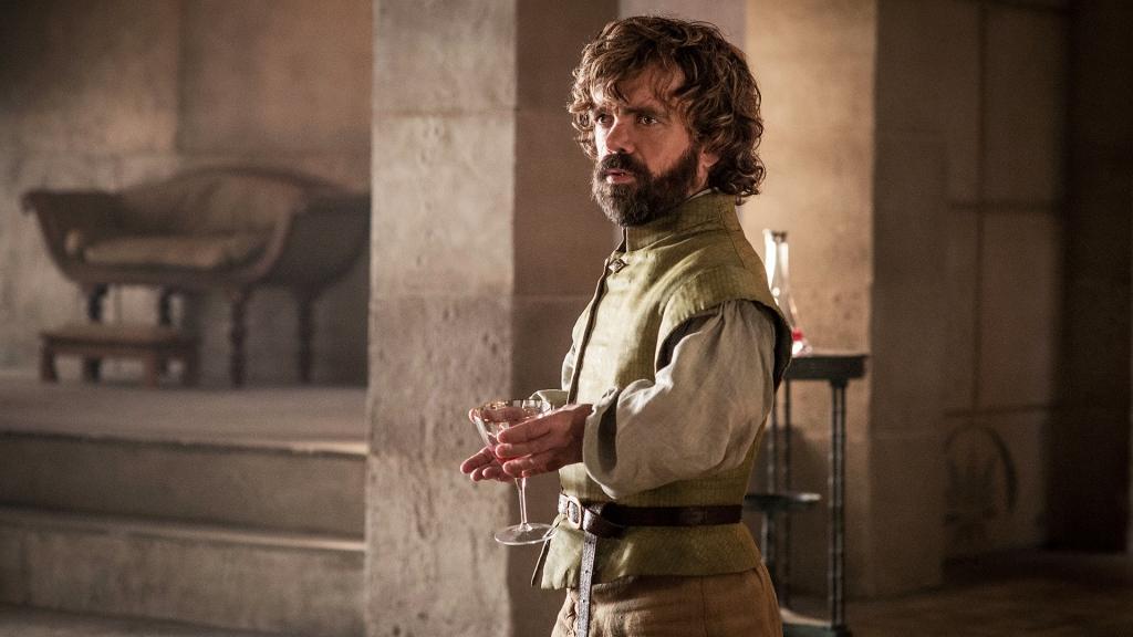 Braucht nicht einmal menschliche Spielpartner, um in seinen Szenen zu brillieren: Peter Dinklage als Tyrion Lannister. - HBO