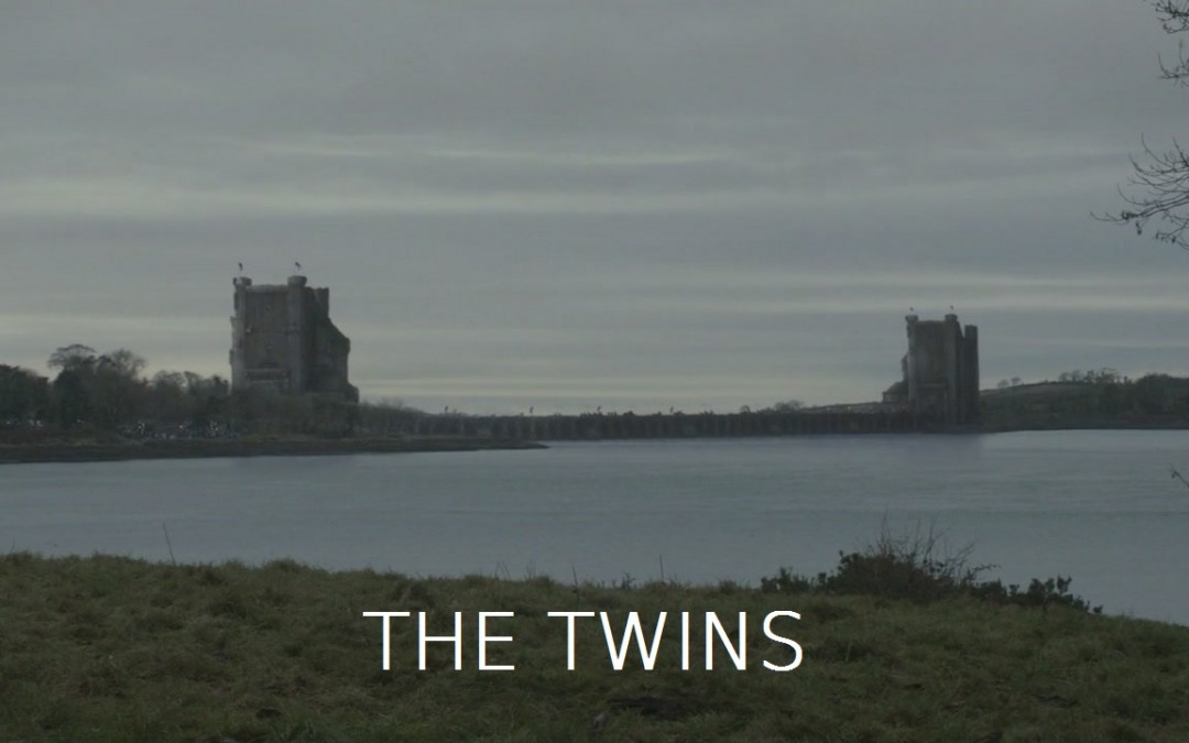 The Twins mit Text