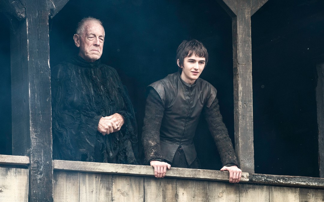 What is dead may never die – GAME OF THRONES: HOME (S06E02)