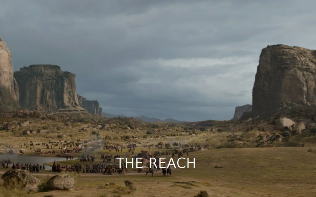 The Reach mit Text