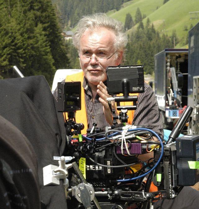 Reinhold Vorschneider fotografiert das Licht